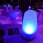 Evening drinks at Jaya (Sheraton Macao)