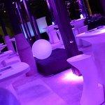 Decent pool area bar seating at Jaya (Sheraton Macao)
