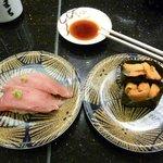 Sushi-Go-Round (Kaitensushi) Nemuro Hanamaru Nemuro Main Shop