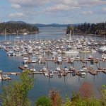 Roche Harbor - a nice place to visit, but Snug is more our style