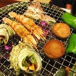 Seafood Kaiseki