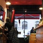 inside Terroirific Wine Bar