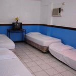 Air-condition Room 4pax 4beds