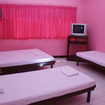 Aircondition Room 3pax 3 beds