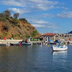 petit port de Sabatiki