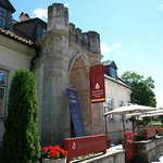 Arensburg Boutique Hotel&Spa historical building