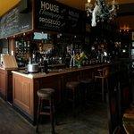 Bar from beach