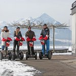 Wintertour in Interlaken
