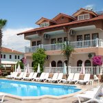 Mehtal (Moonlight) Hotel, Dalyan