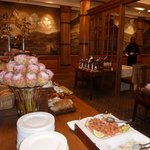 Breakfast Buffet Room