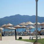 marmaris beach