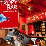 www.facebook.com/EntropyBar for special deals
