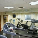 Limited Fitness Room