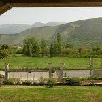 View from Front Porch of il Poggio dei Pettirossi