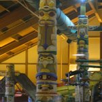 totem pool in play area