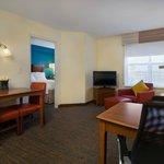 Suite Sittin Area