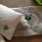 Pillow Fake Silk