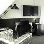Einzelzimmer TV