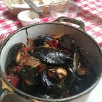 Moules Catalanes, small portion