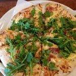 Meyer Lemon Pizza