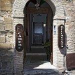 ingresso delle CAMERE BELLAVISTA