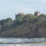Nawab Palace from the beach