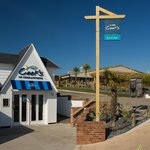 New Cooks Fish and Chip Takeaway at Perran Sands