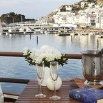 terrassa vista mar amb jacuzzi
