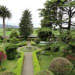 Jardín de la casona