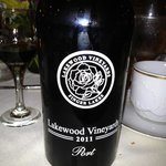 Lakewood Vineyards 2011 Port