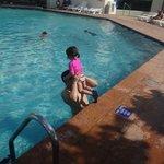 upper pool