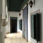 il corridoio della camera