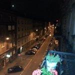 Smoking Balcony!