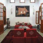 le salon de la suite mesriah 2