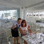 Wonderful Restaurant staff