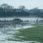 Floods and mist