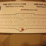 All rooms seemed the same based on floor plan.