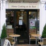 Edwards exterior
