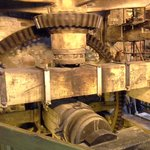 Wooden Gear Wheel in action