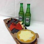 Chorizo Fondue