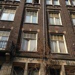 One room was on top floor, one on bottom, & one next door!