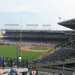 View of Wrigley