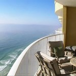 pristine beach! Amazing ocean view from walk out bedroom & balcony