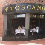 Toscanos on Harvard Square