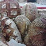 Laurenzos Organic bread