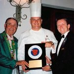 Chaine des Rotisseurs award dinner