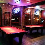 3rd Floor Pool Tables