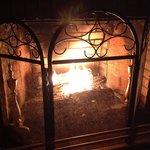 Parlor Fireplace