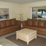Units 11 & 12 Living room