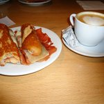 Breakfast at Cerveceria Catalana